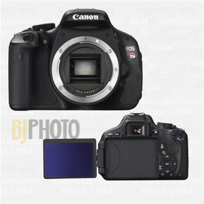 Canon 5169B002 EOS Digital Rebel T3i Body + BUNDLE